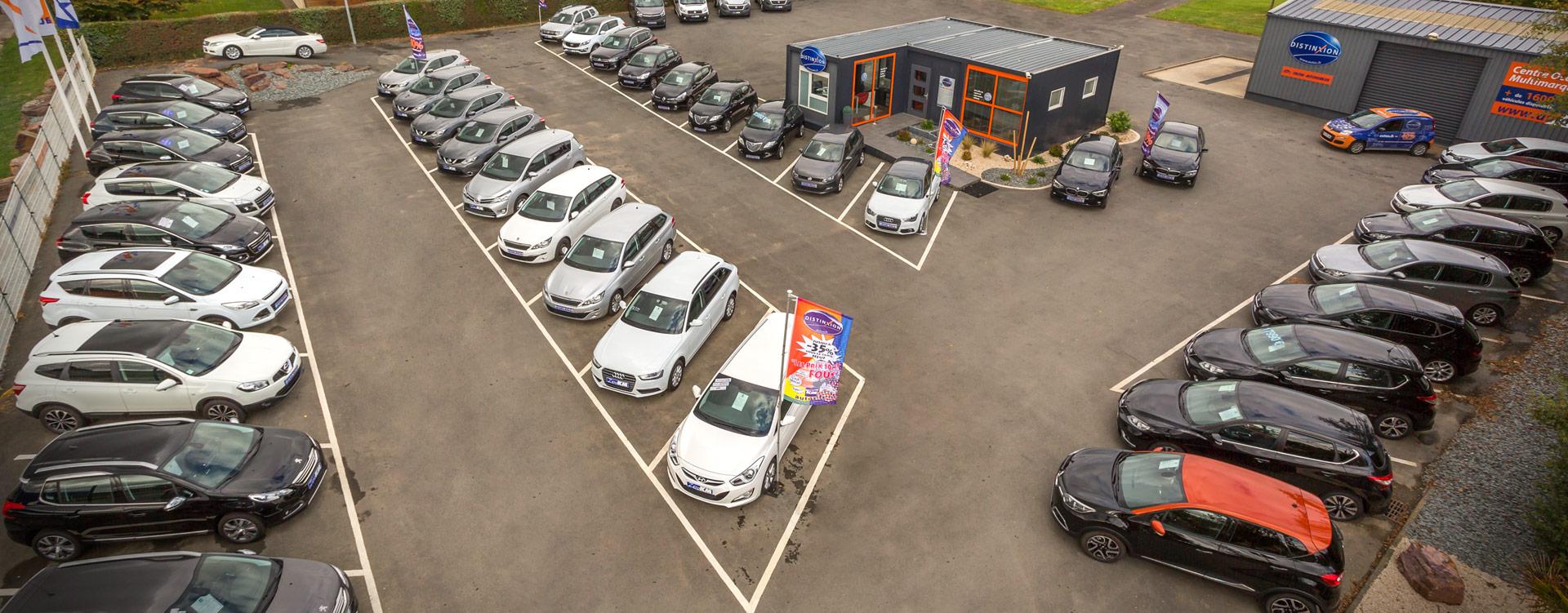 Vente autos neuves et d'occasions près de Rennes